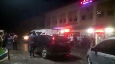 akon - Bulanık'ta trafik kazası: 4 yaralı - MUŞ