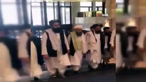 taliban -  - Özbekistan Dışişleri Bakanı, Taliban yetkilileriyle görüştü