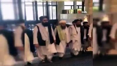 - Özbekistan Dışişleri Bakanı, Taliban yetkilileriyle görüştü