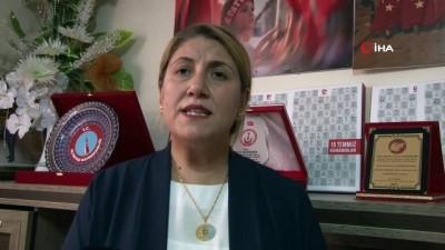 Diyarbakır'da evlat nöbetindeki ailelere Mardin'den destek