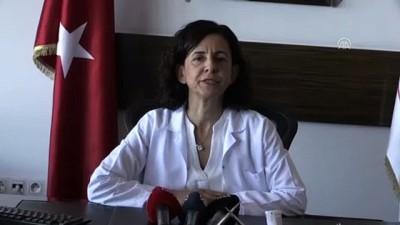 asiri kilolar - Gurbetçi şifayı BEÜ'de buldu - ZONGULDAK