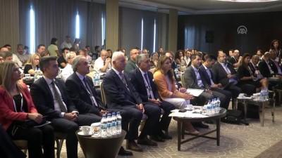 yetkinlik - 'KOBİ'ler Türkiye ekonomisinin lokomotif gücüdür' - ANTALYA