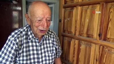 calisan gazeteciler -  60 yıllık duayen gazeteci 100 yaşında