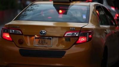 arac plakasi - New York'un sarı araç plakalarını 65 cente çalışan mahkumlar yapıyor - NEW YORK