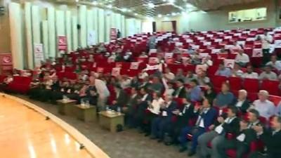 milli gorus - Yeniden Refah Partisi Antalya 1. Olağan Kongresi
