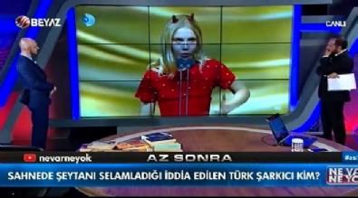 Aleyna Tilki satanist mi?