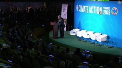 """- BM Genel Sekreteri Guterres: """"Dünya Ürpertici Bir Çığlık Atıyor"""""""