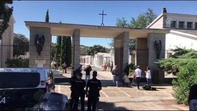 İspanya'da 'diktatör Franco'nun mezar yerini değiştirme' kararı - MADRİD