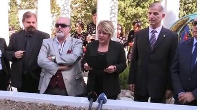 sanat muzigi - Zeki Müren vefatının 23. yılında kabri başında anıldı - BURSA