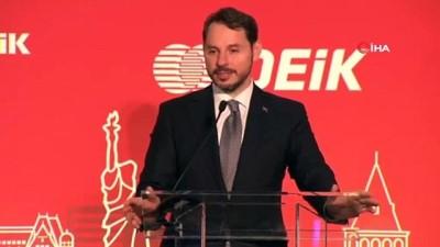 """- Bakan Albayrak: """"Türkiye dünyada örnek olabilecek çok güçlü bir kapasiteye sahip"""""""