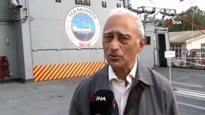 Donanmanın incileri İstanbul limanlarında