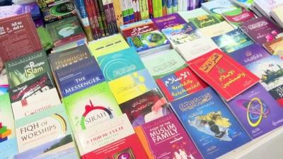 imam hatip okullari - 5. Uluslararası İstanbul Arapça Kitap Fuarı'na yoğun ilgi - İSTANBUL