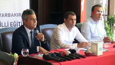Diyarbakır İl Milli Eğitim Müdürü Taşçıer 2019-2020 faaliyet raporunu açıkladı