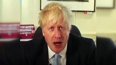 """- İngiltere Başbakanı Johnson'dan halka çağrı: """"Ben mi yoksa Jeremy Corbyn'i mi?"""""""