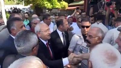 Kılıçdaroğlu: 'Komşularımızla barış içinde yaşamamız lazım' - ESKİŞEHİR