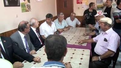 Kılıçdaroğlu'ndan palet fabrikası açıklaması