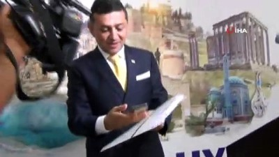 ucak bileti -  Milletvekili Ahmet Erbaş'tan tanıtım seferberliği; 'Kütahya seni bekliyor'