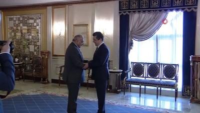 - Irak Başbakanı Abdulmehdi, IKBY Başbakanı Barzani ile görüştü
