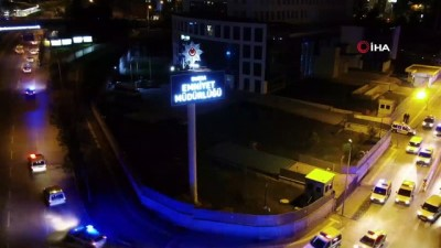 arac plakasi -  Bursa polisinden 'Change' şebekesine dev operasyon: 16 gözaltı