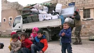 - Halep'teki siviller ölümden kaçmaya devam ediyor