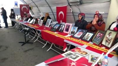 HDP önündeki ailelerin evlat nöbeti 140'ıncı gününde