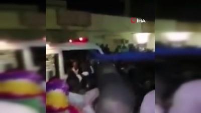 dugun toreni -  - Sudan'da Patlama: 7 Ölü