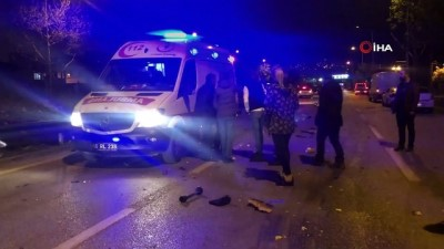 taksirle olume sebebiyet -  Kazadan kurtulanlara çarpan sürücüye 6 yıl hapis cezası