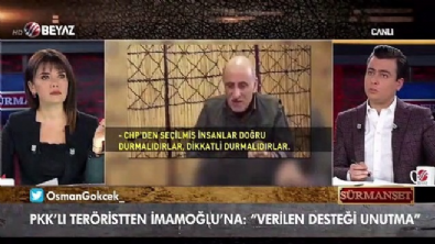 ferda yildirim - Osman Gökçek anlattı: Demirtaş'ın tiyatrosu neye hizmet ediyor?