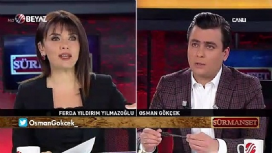 ferda yildirim - Osman Gökçek: 'Bu haberler Türkiye'de oynanmak istenen oyunun göstergeleridir'