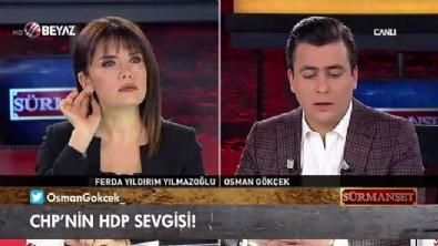 ferda yildirim - Osman Gökçek: 'CHP sadece oy alabilmek için HDP'ye destek veriyor'