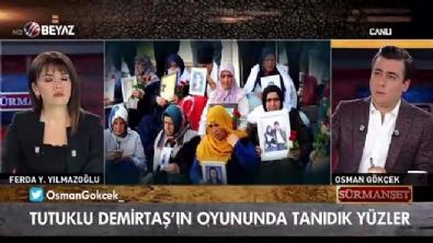 ferda yildirim - Osman Gökçek: 'Demirtaş, terörü ve teröristi destekleyen biri'