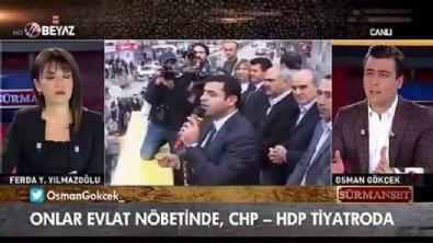 ferda yildirim - Osman Gökçek: 'İmamoğlu HDP'ye her gün daha fazla diyet ödeyecek'