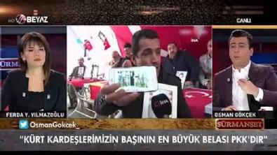 ferda yildirim - Osman Gökçek: 'Kürt kardeşlerimizin en büyük baş belası PKK'dır'