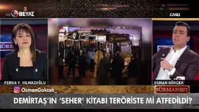 ferda yildirim - Osman Gökçek:'Maalesef İBB kitapçısı terörist kitapları satıyor'