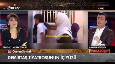 ferda yildirim - Osman Gökçek: 'Ülkemizi, bayrağımızı sevdiğimizden bunları anlatmak zorundayız'
