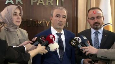 AK Parti Grup Başkanı Naci Bostancı, Elazığ depremi için kampanya başlattıklarını açıkladı