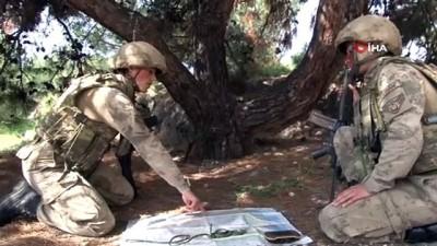 keskin nisanci -  Türkiye'nin ilk kadın Jandarma Komando Astsubayları göğüsleri kabartıyor
