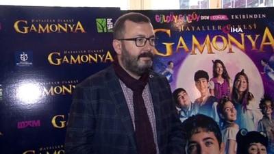 'Gamonya: Hayaller Ülkesi' adlı filmin galası Beşiktaş'ta yapıldı