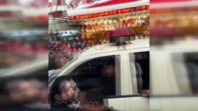 - Süleymani ve el-Mühendis'in cenaze törenine binlerce kişi katıldı