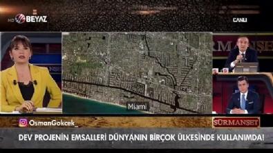 ferda yildirim - Dünya'dan Kanal İstanbul örnekleri