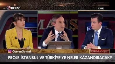 ferda yildirim - Prof.Dr. Bozdoğan: 'Kanal İstanbul dünyaya hitap edecek'