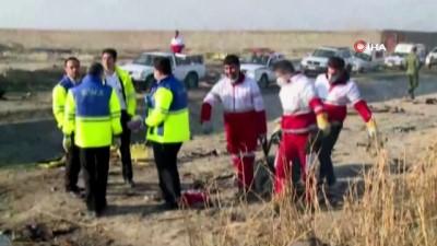 teknik ariza -  - İran'da düşen uçaktaki tüm yolcu ve mürettebat öldü