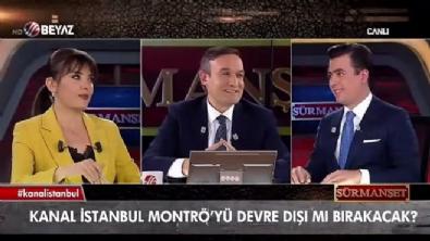 ferda yildirim - Kanal İstanbul'un boğaza göre avantajları neler?