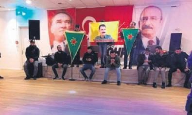 cumhuriyet bayrami - PKK'lılar CHP etkinliğinde ne söyledi?