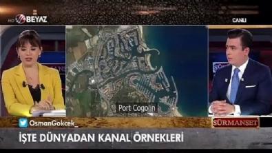 ferda yildirim - Prof.Dr. Bozdoğan: 'Kanal İstanbul küresel topluma hitap etmeli'