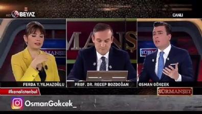 ferda yildirim - Prof.Dr. Bozdoğan: 'Kanal İstanbul'un suyu Terkos'a karışmayacak'