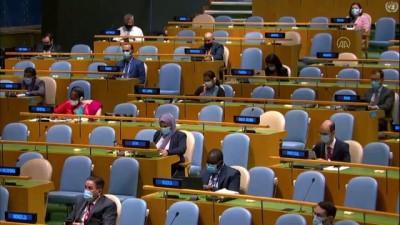 BM 75. Genel Kurul Başkanı Bozkır: 'Cinsiyet eşitliği için daha neyi bekliyoruz'