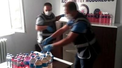 Korona'ya karşı ilaç üretip sattığı ileri sürülen şüpheli yakalandı