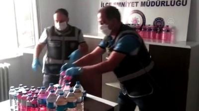 Kovid-19'a karşı ilaç ürettiğini iddia eden şüpheli yakalandı - KÜTAHYA