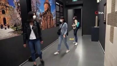 Van Müzesini 12 bin kişi ziyaret etti